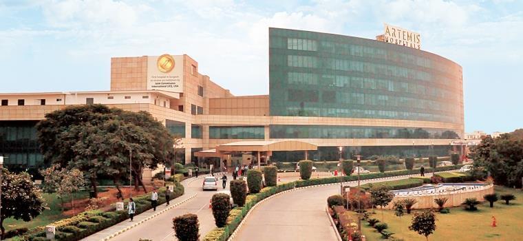 Artemis Hospital Delhi