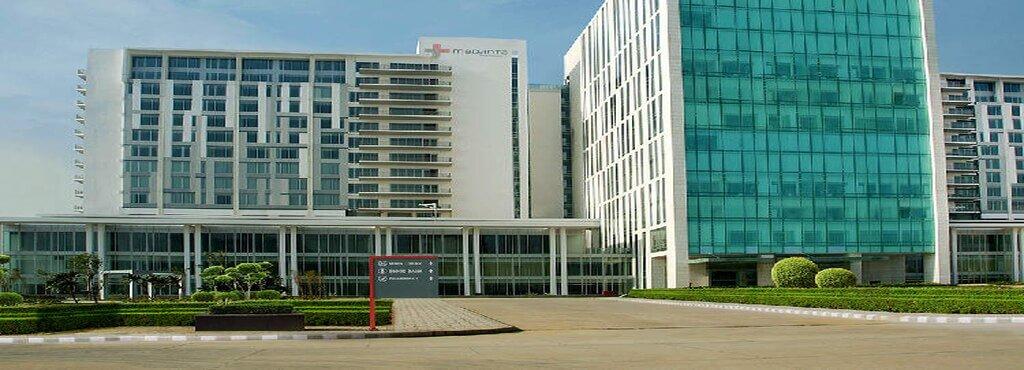 Medanta- The Medicity Hospital, New Delhi