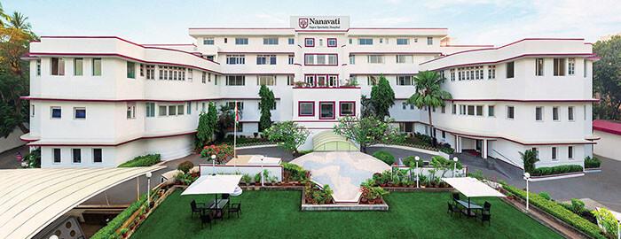 Nanavati Super Specialty Hospital, Mumbai