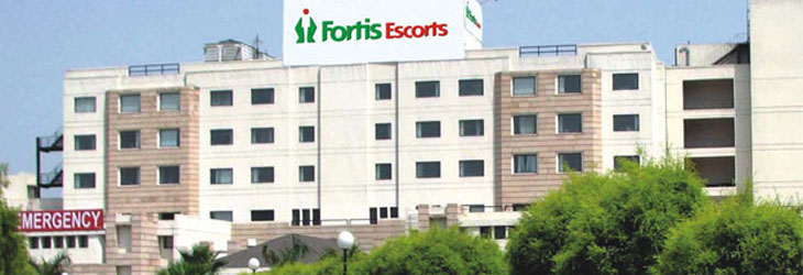 Fortis Escorts Heart Institute & Research Center, Delhi
