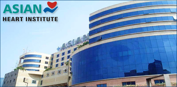 Asian Heart Institute,Mumbai