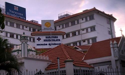 Narayana Hrudayalaya Heart Hospital, Bangalore