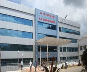 M.S Ramaiah Hospital