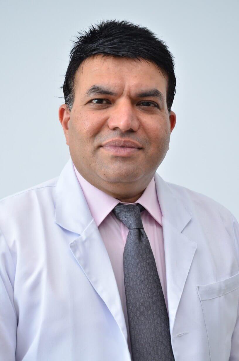 Dr Amish Vora