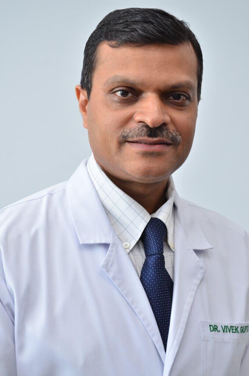 Dr Vivek Gupta