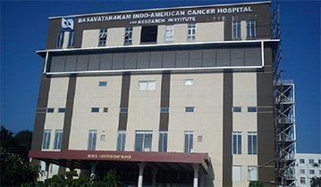 Basavatarakam Indo American Cancer Hospital & Research Institute