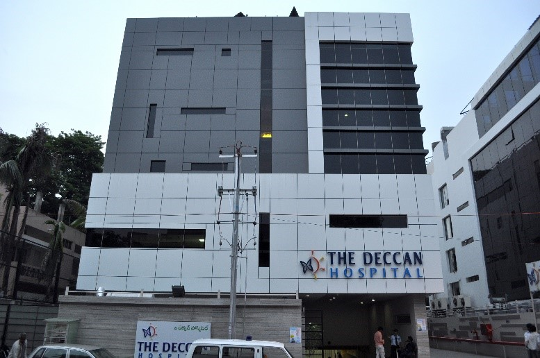 The Deccan hospital
