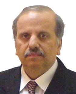 Dr. Boman N Dhabar