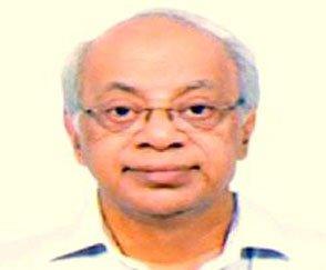 Dr. D S Manohar