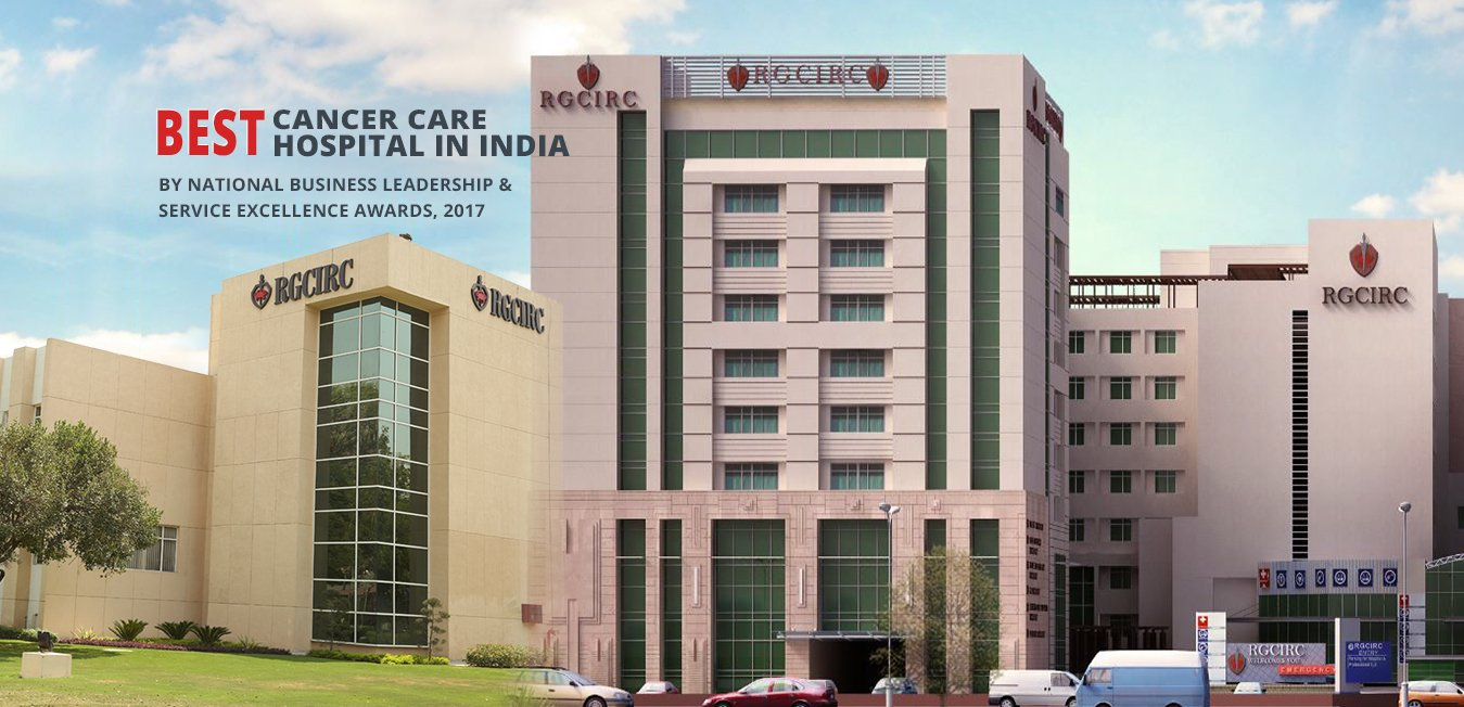 Rajiv Gandhi Cancer Institute and Research Centre (RGCIRC)