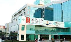 Max Super Speciality Hospital, Sak