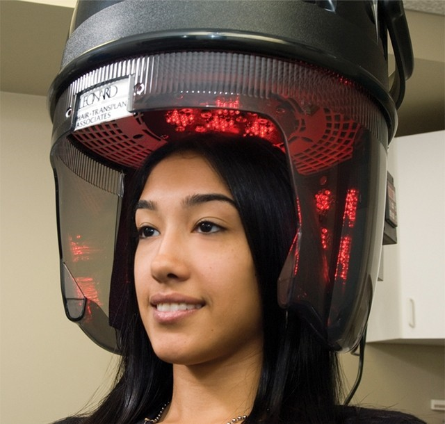 Low level laser therapy (LLLT)