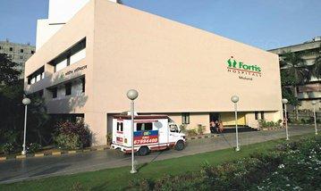 Fortis Hospital, Mulund