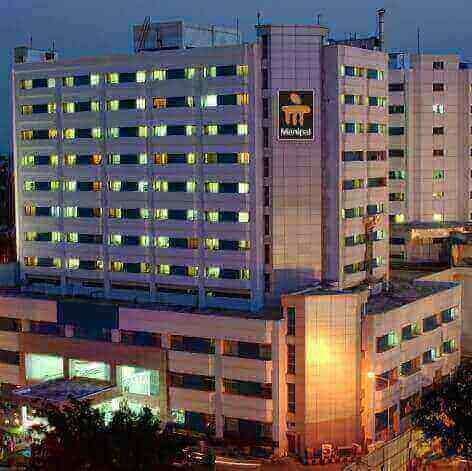 Manipal Hospital(HAL Road)