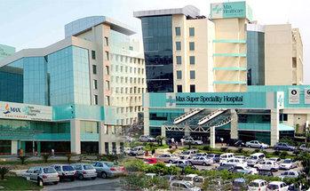 Max Super Specialty Hospital