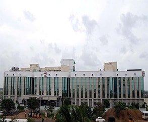 Dr Kamakshi Memorial Hospital