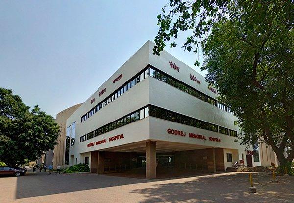 Godrej Memorial Hospital, Mumbai, India