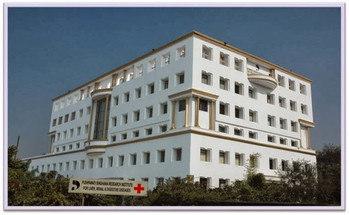 Pushpawati singhania hospital