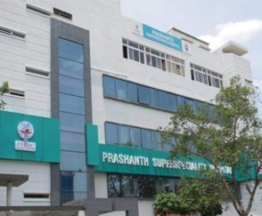 Prashanth Hospital, Velachery