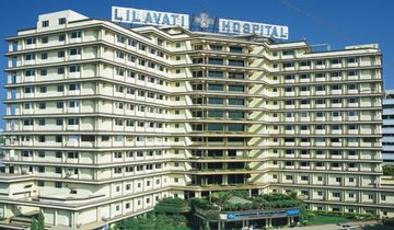 Lilavati Hospital, Mumbai, India