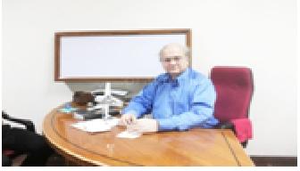 Dr. Sudhir A Joshi