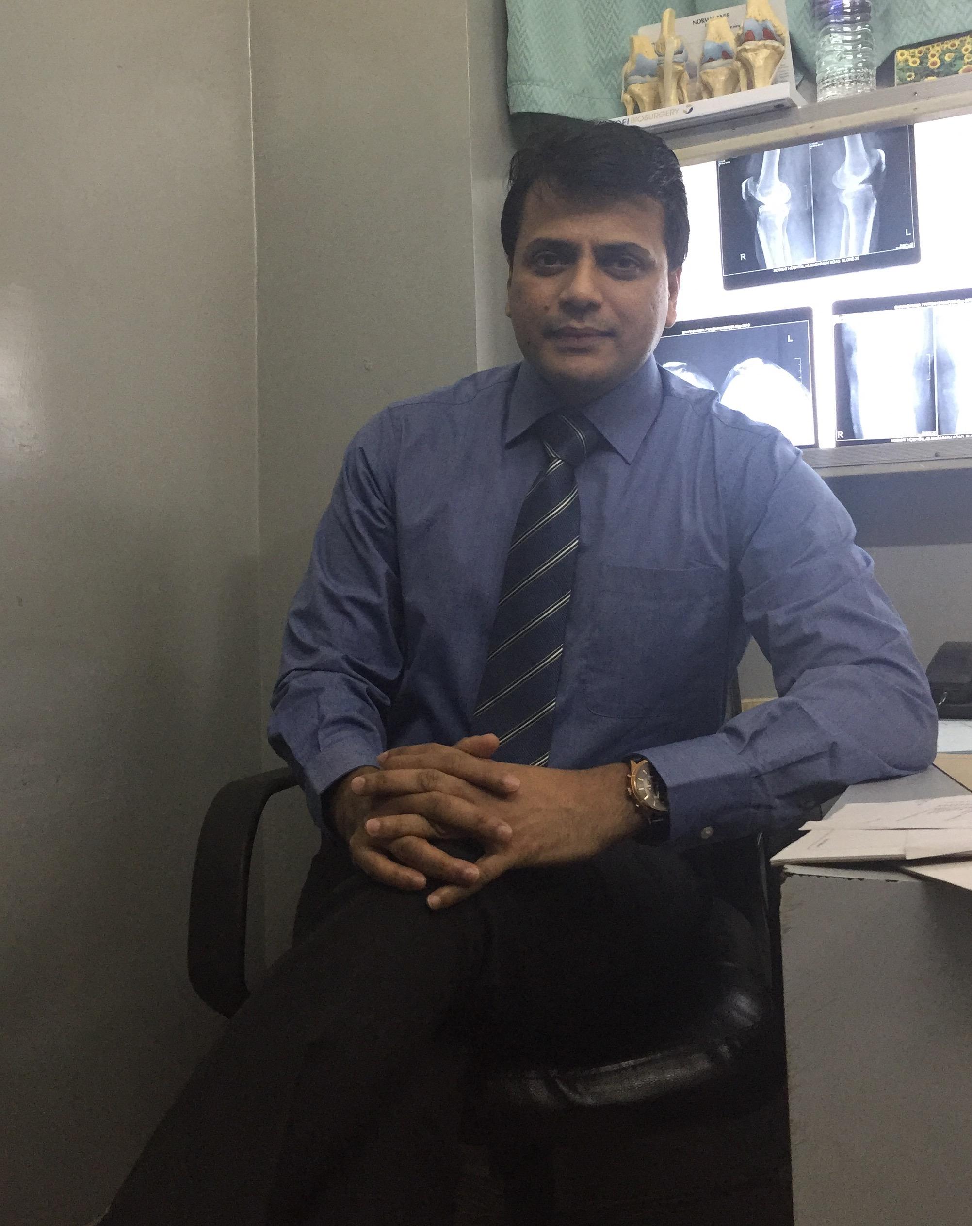 Dr. Raghu Nagaraj
