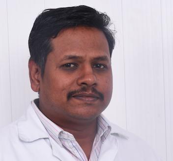 Dr. Vinoth Kumar T.K