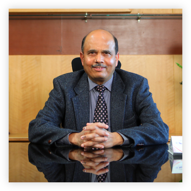 Dr. Chandrashekar H.S