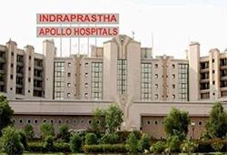 Indraprastha Apollo Hospital, Delhi