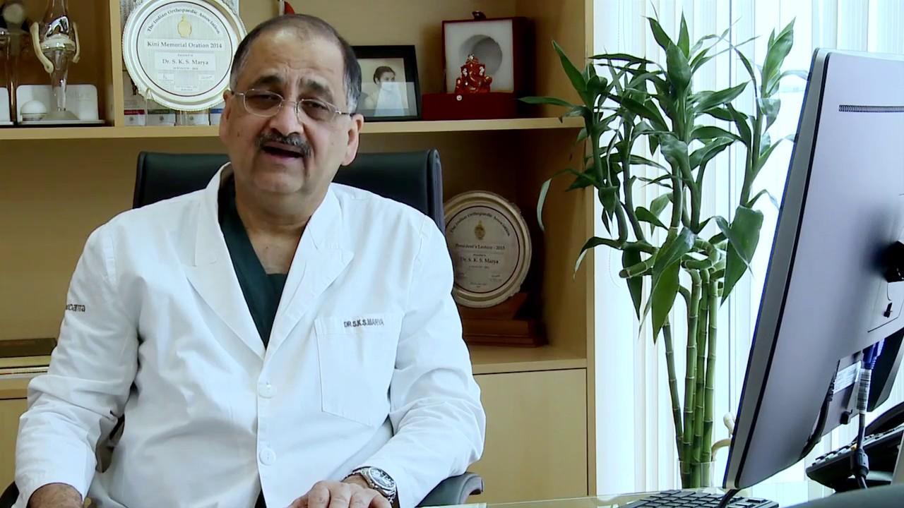 Dr. Sanjiv Kumar Singh Marya