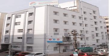 Hyderabad Multispecialty Hospital, Hyderabad