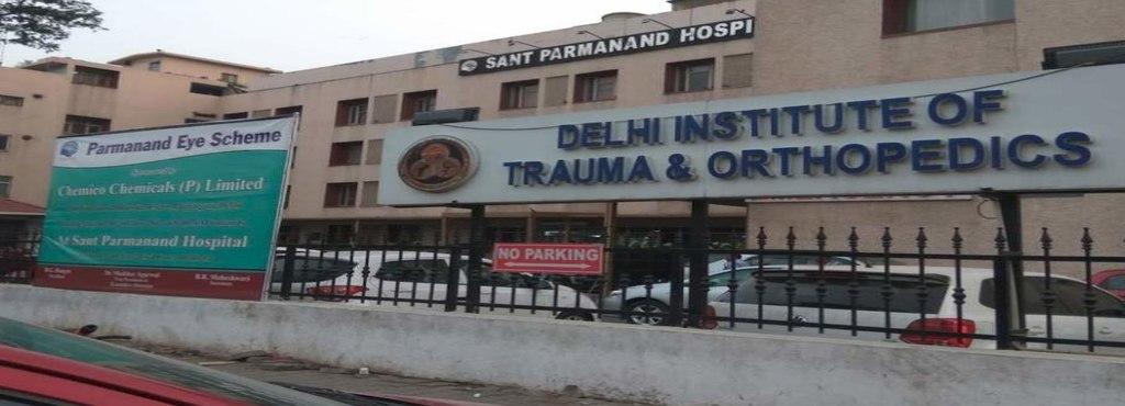 Delhi institute of trauma and orthopedic (DITO), Delhi