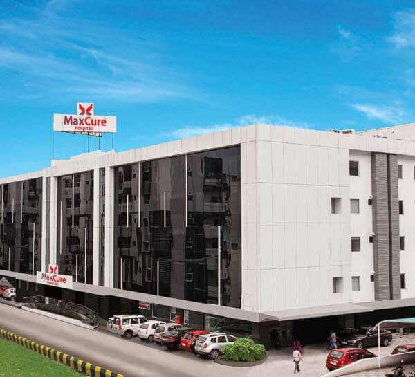 Maxcure Hospitals, Hyderabad