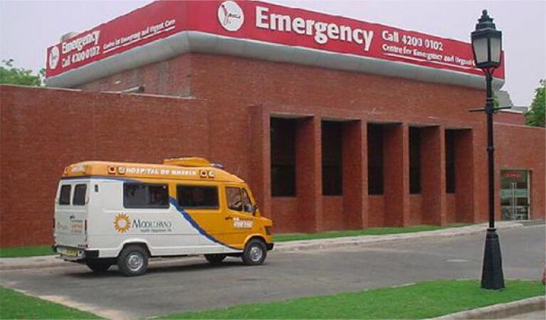 Moolchand Orthopedics Hospital,New Delhi