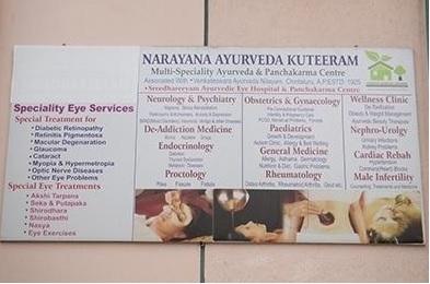Narayana Ayurveda Kuteeram, Banashankari