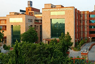 Dharamshila Hospital and Research Centre (DHRC)
