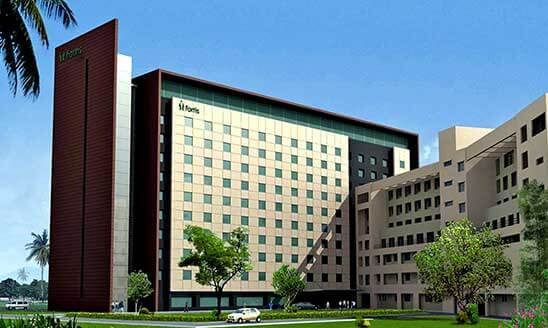 Fortis Hospital, Mumbai - Best Knee Replacement Hospital in India