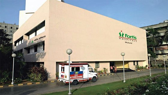 Fortis Hospital -  cancer hospitals in India