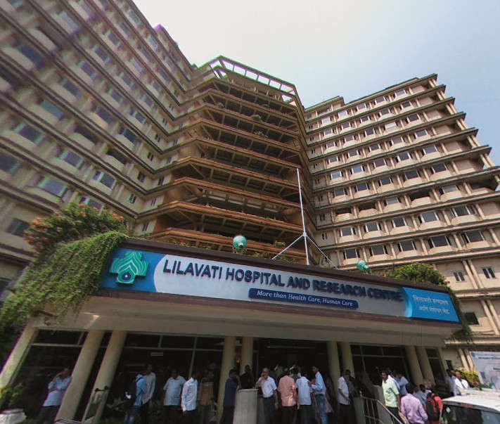 Lilavati Hospital & Research Centre, Mumbai