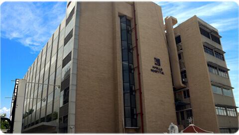 Apollo Cancer Centre, Chennai (Private)