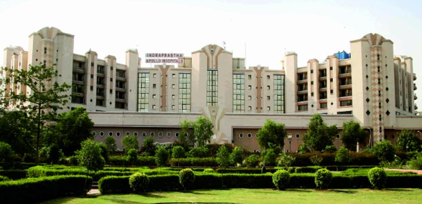 Indraprastha Apollo Cancer Hospital, Delhi (Private)