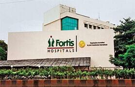 Fortis Hospital, Mumbai (Private)
