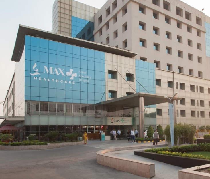 Max Super Speciality Hospital, Delhi (Private)