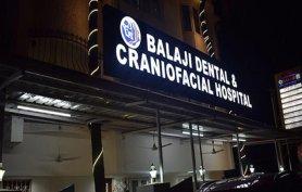Balaji Dental and Craniofacial Hospital