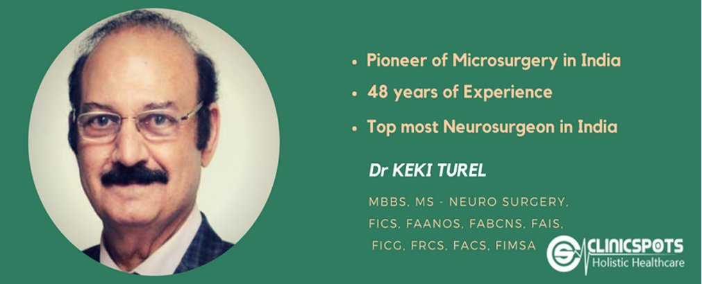 Dr  Keki Turel – Neurosurgeon Mumbai|Enquire Now|Clinicspots