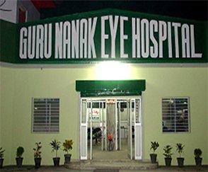 Guru Nanak Eye Hospital