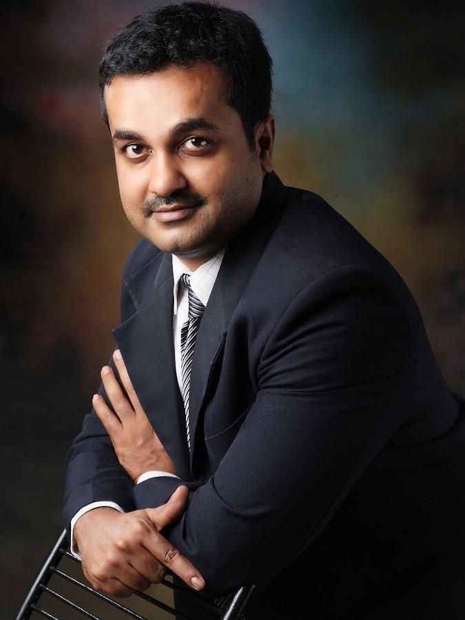 Dr. B Rahul Shetty