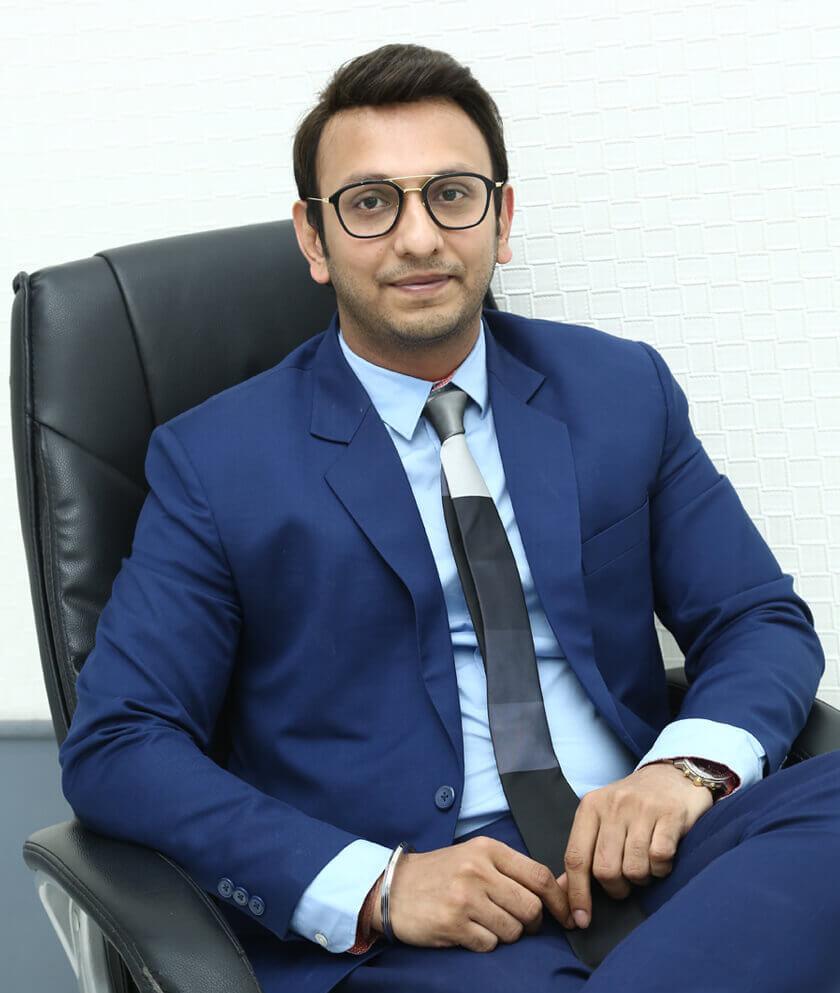 • Dr. Abhishek Pilani