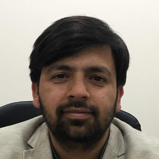 Dr. Dharamveer Singh