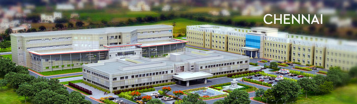 Gleneagles Global Hospital, Chennai